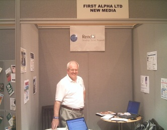 South Wiltshire Business EXPO 2008: Stand no.23